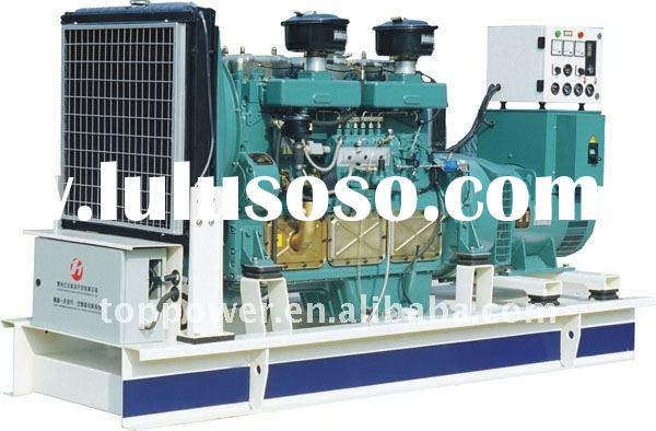 Diesel & Gas (CNG/LNG) Power Generator Set 120-200kW