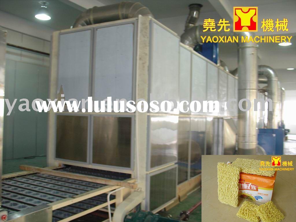 Dried Instant Noodles Production Line(Noodles machine)