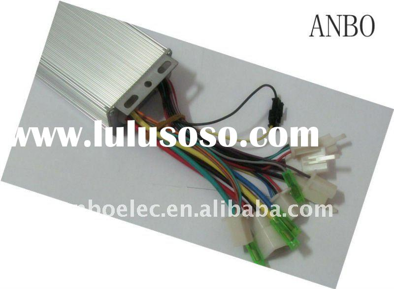 Durable brushless dc motor controller 36V 350W