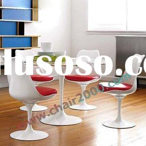Eero Aarnio Style Tulip side & arm chair table stool China modern classic designer fiberglass fu