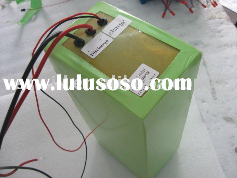 Electric bicycle 36v 20Ah LiFepo4 battery pack