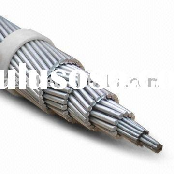 Electrical Cable with Aluminum Conductor and ACSR wire