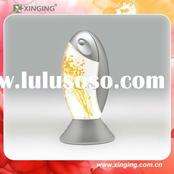 Electronic Table Lamp with floats inside JSQ-XY002