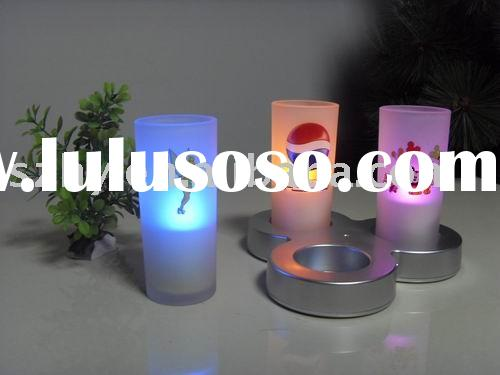 Flashing and Rechargeable LED Candles
