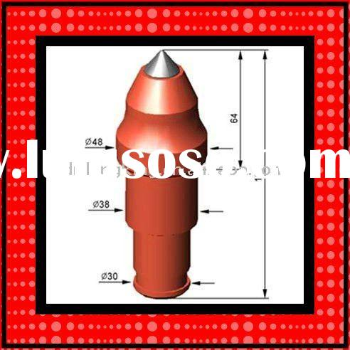 Flat Cutter Teeth/Coal Mining Sleeve/Road Cutter Teeth/Coal Pick