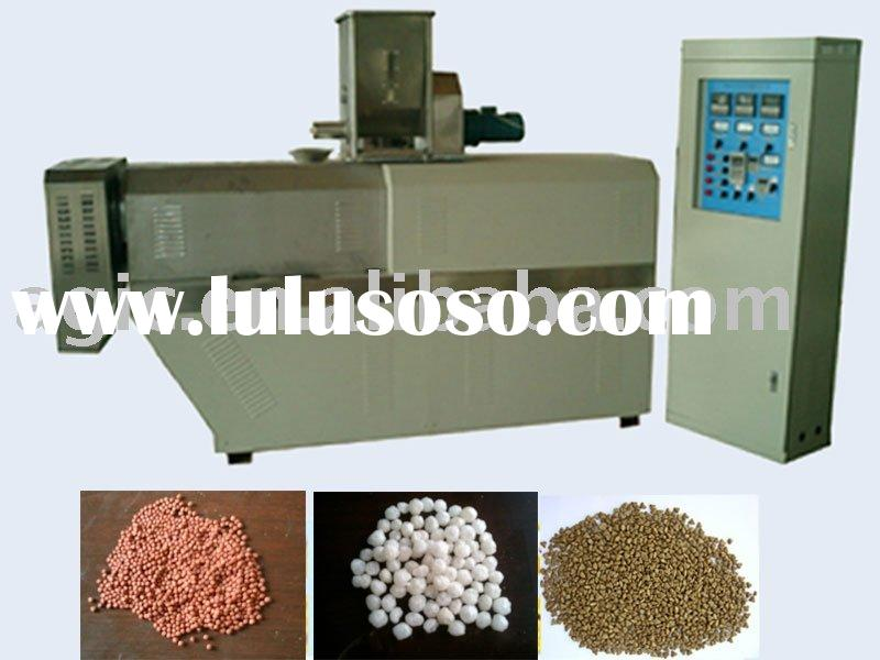Floating Pellet Mill, Fish Pellet Mill, Pelletizing