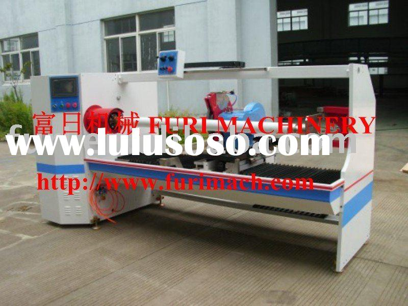 Foam tape cutting machine /cutting machine /auto tape slitter /log slitter /copper foil slitting mac