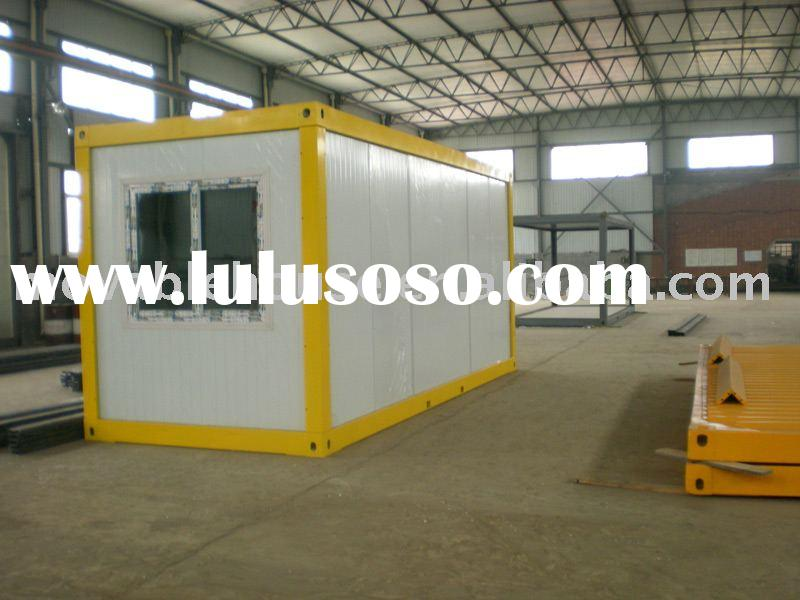 Folding Container House with Better Insulation