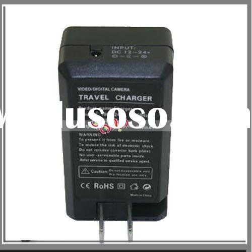 For Panasonic CGA-S008/DMW-BCE10 Battery Charger DMC-FX33 FX30