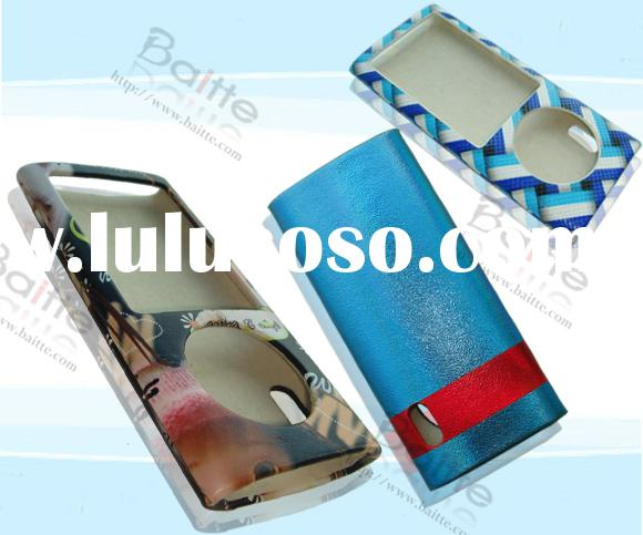 For iPod Nano 5G leather case