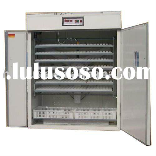 Full-automatic Poultry Egg Incubator for 2112 chicken eggs