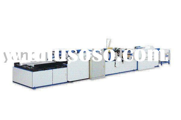 Fully automaitc German Design poly,hdpe,paper Bag Making Machine 6