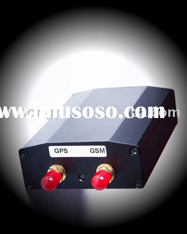 GPS location device with auto track and real-time monitor 6