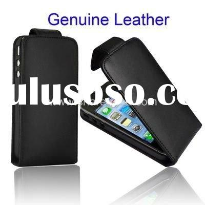Genuine Leather Cases for iPhone 4