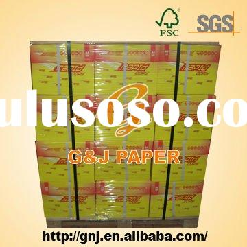 Grade A Wood Pulp A4 Office Copy Paper 80g On Pallet