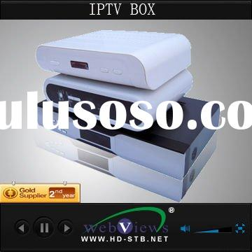 HD34 P2P IPTV STB set top box (MPEG4)