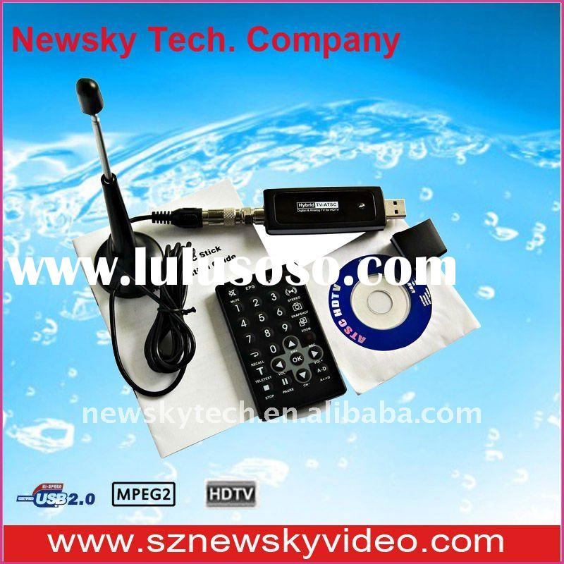 HD usb ATSC tv tuner