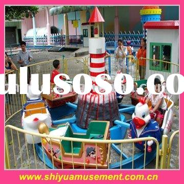 HOT!!! 2011 amusement park train sets for children