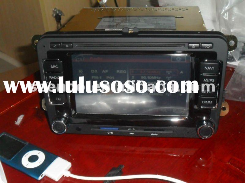 Headunit New VW JETTA 2011 car dvd player with auto gps navigation stereo system Gold edition (VW-70