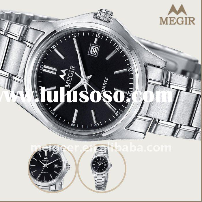 High Precision Stainless Steel Band Promotional Watch