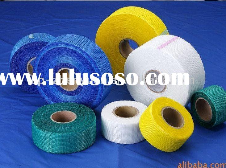 High Quality Colored Adhesive Fiberglass Cloth Tape(BEST PRICE)