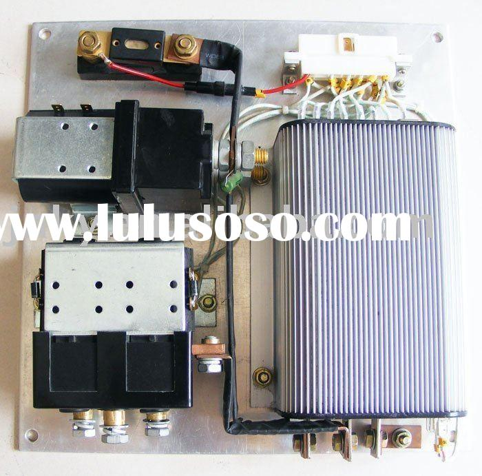 High-Quality DC Motor Controller Kit