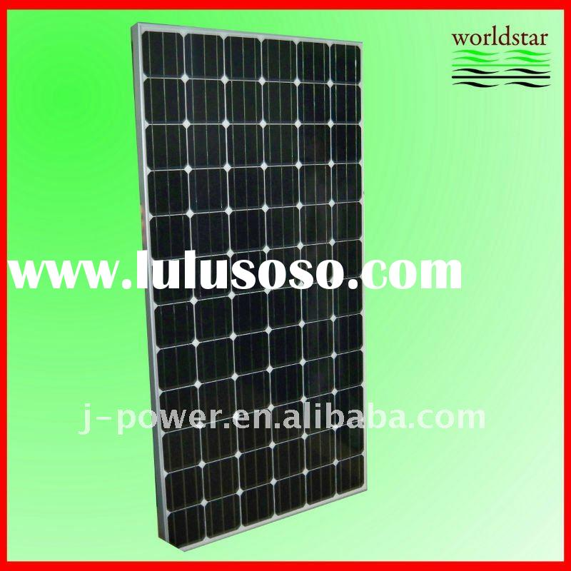 High quality Solar panels for home use