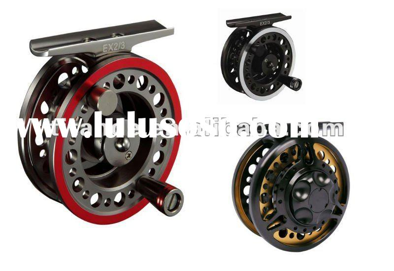High quality fly fishing reel 7/8 (EX-4)