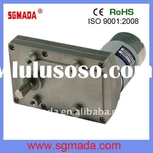 High torque low speed high precison spur gearbox/motor