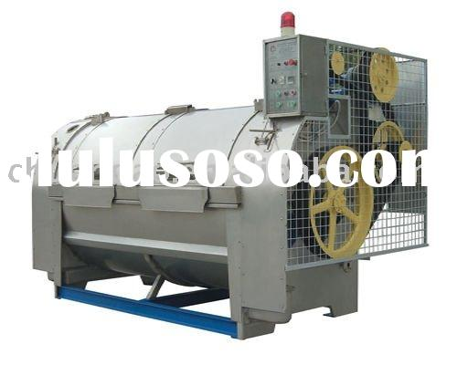 Horizontal industrial washer/washer machine/industrial washing machine