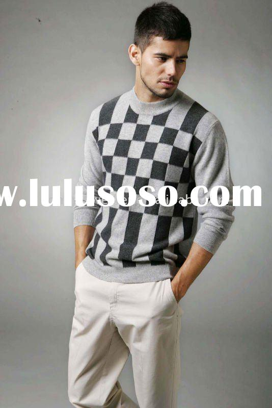 Hot Sales Pullover Sweater for Men