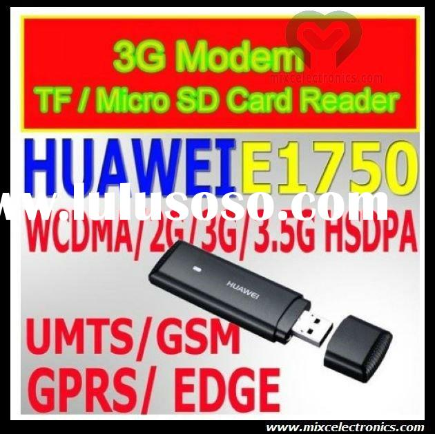 Huawei E1750 3G wireless Modem 3G USB Modem Factory Wholesale Price