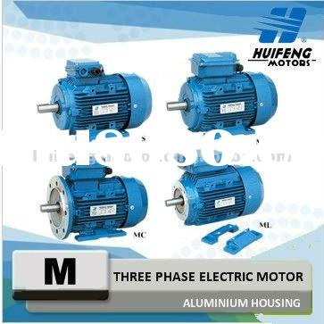 IEC Standard Single Phase Electric Motor