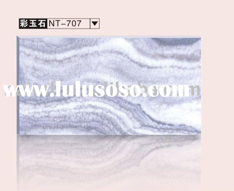 Interior Decorative Wall Transparent Stone Panel