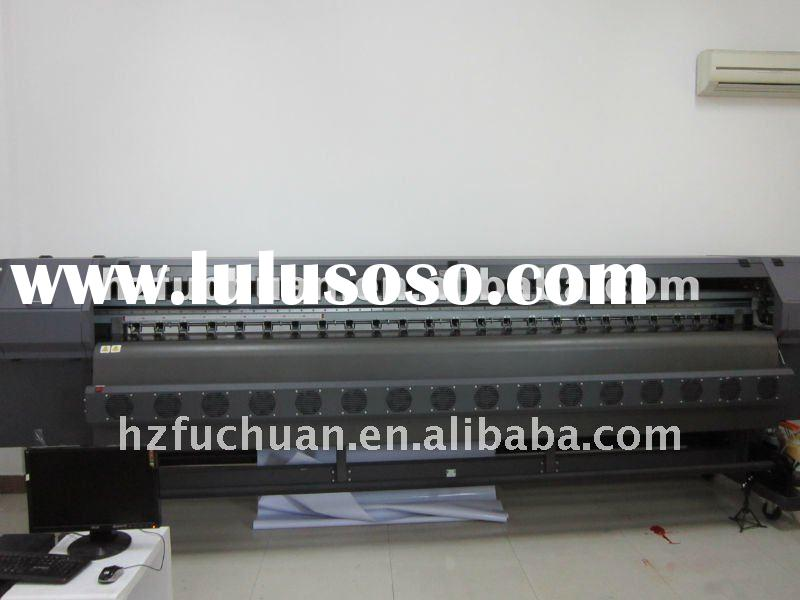 International Konica Large Format Solvent Printing Machine 2