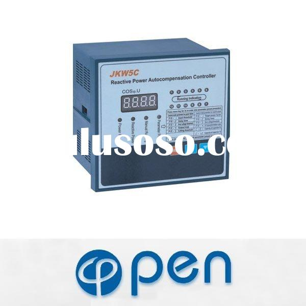 JKW5C series reactive power auto compensating controller