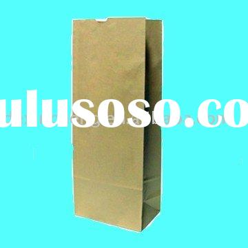 Kraft Paper Lined Poly Food Packaging Bags