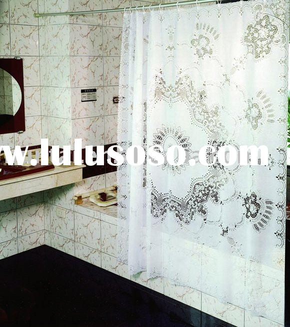 lace shower curtain, lace shower curtain Manufacturers in LuLuSoSo.com ...