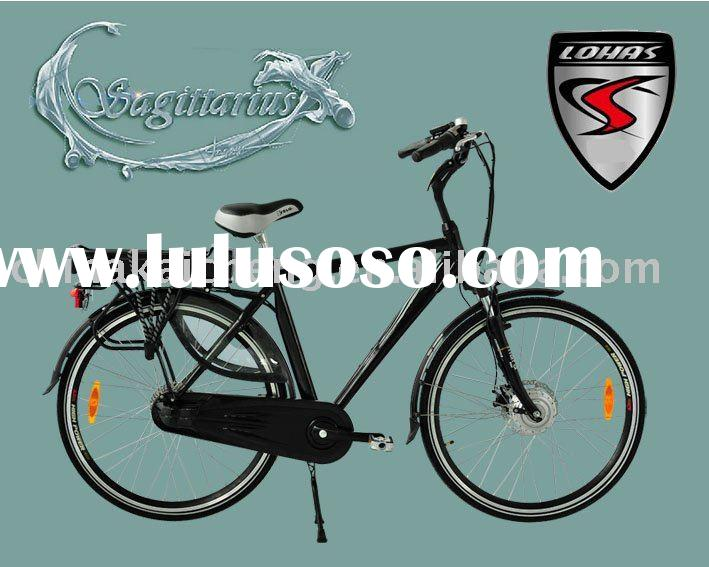 LOHAS brand 2010 New Electric Bicycle with EN15194 approval ,Li-ion battery for European Market