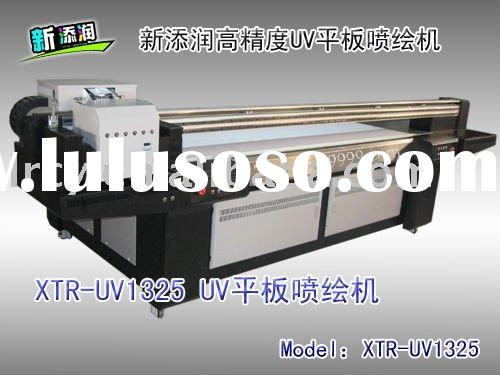 LR-UV1325 no-pre-treating-after-treating UV Multifunction digital Flatbed inkjet 3D Printer