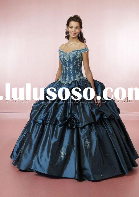 LY-5258 dark blue prom evening dresses, gown dress,fashion designer evening dresses in various color