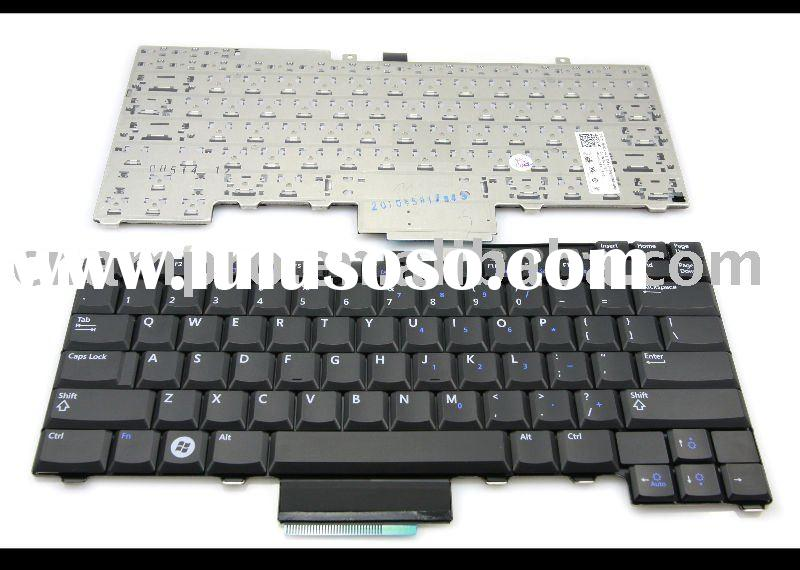Laptop keyboard for Dell Latitude E5300 E5400 Black US