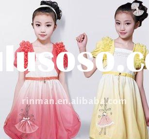 Large children children's clothing factory direct wholesale 2011 Summer Korean models high b
