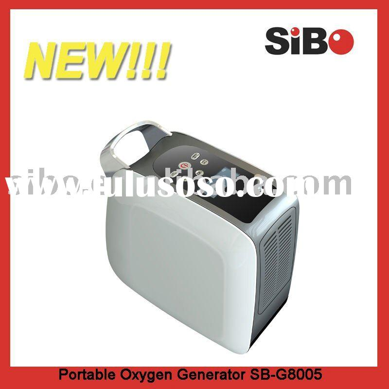 Latest Portable Oxygen Concentrator With Battery For 2 to 4 Hours
