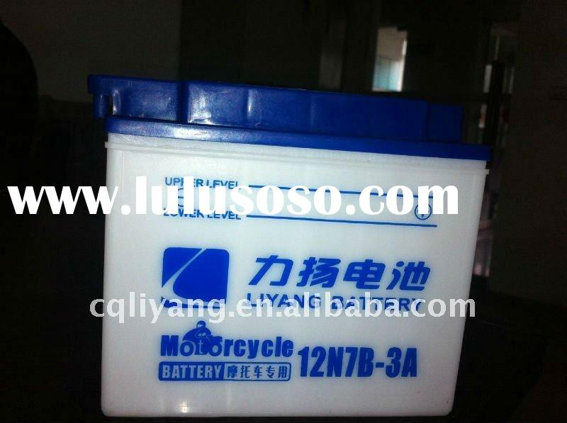 LiYang Dry Charged Motorcycle Battery 12V 6.5A