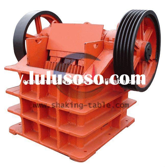 Low price manual stone crusher for sale used widely