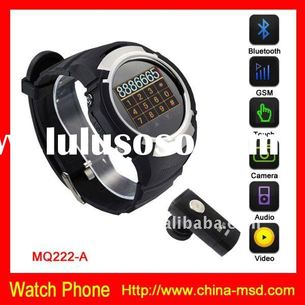 MQ222 quad-band ultra single card watch mobile phone