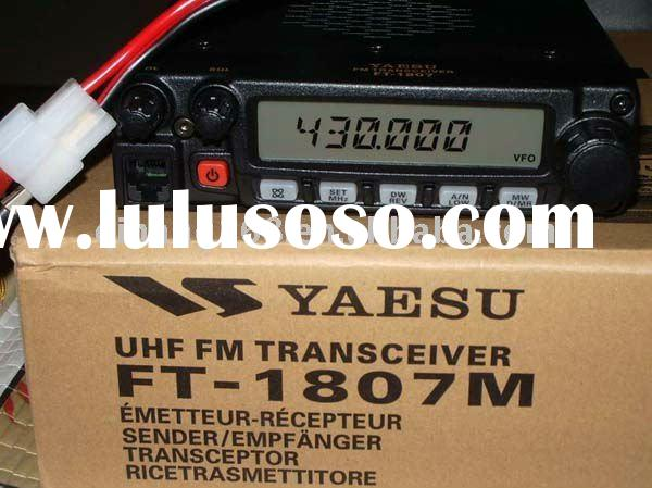 Marvelous YAESU FT-1807M UHF Cheap Car Radio
