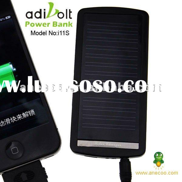 Micro USB Portable Solar Panel Battery Charger with BEST price for gift and promotion