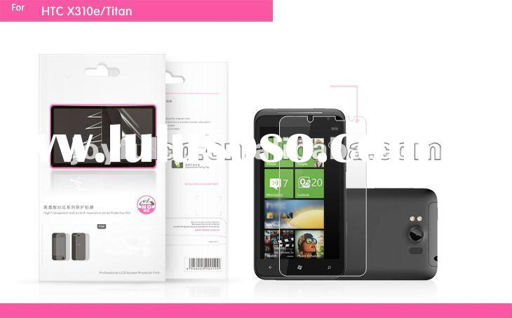 Mobile phone screen protective film for HTC 310e Titan